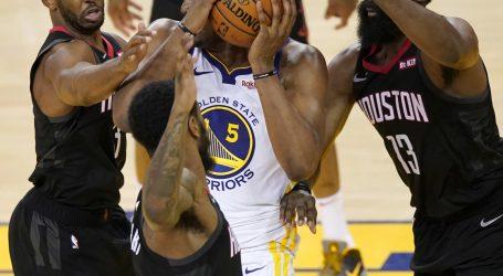 NBA Warriorsi opet u konferencijskom finalu