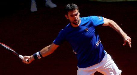 ATP Pariz: Čilić uspješan i u paru s Cuevasom