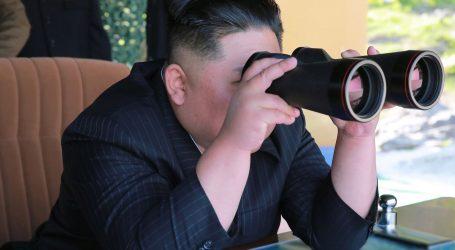 """Sjeverna Koreja ispitala oružje """"dugog dometa"""""""