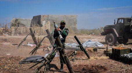 U silovitom bombardiranju džihadističkih sektora u Siriji poginuo 21 civil