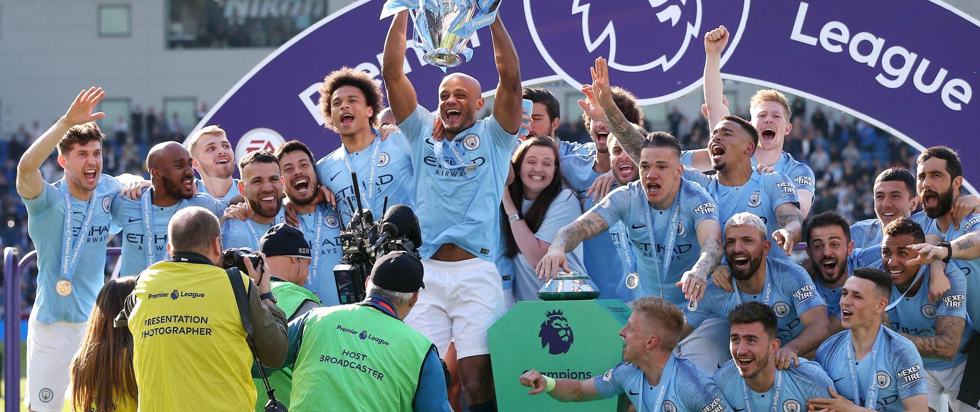 Kompany odlazi iz Manchester Cityja