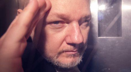 SAD obznanio optužbe za špijunažu protiv Juilana Assangea