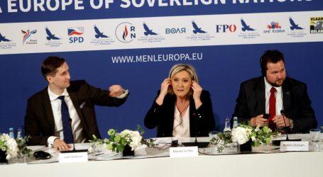 Francuskoj desnici raste popularnost uoči izbora za EU parlament