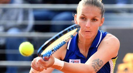 WTA RIM Naslov za Pliškovu