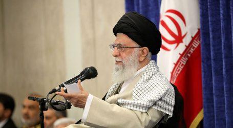 """Ali Hamenei: """"Iranska mladež svjedočit će propasti Izraela i američke civilizacije"""""""
