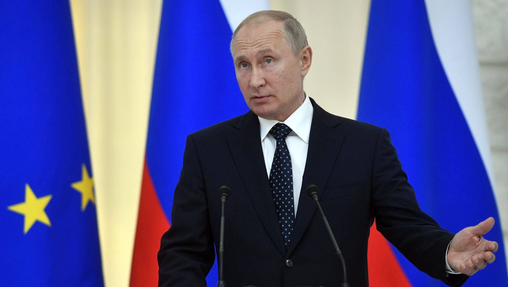 Kremlj kaže da nema ništa s političkim skandalom u Austriji