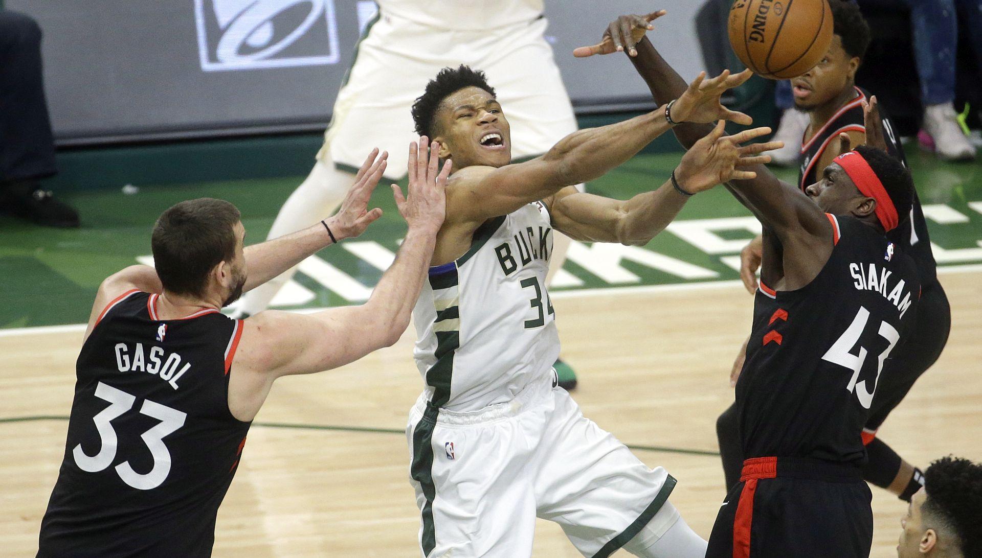 NBA: Milwaukee najranije ikad osigurao doigravanje
