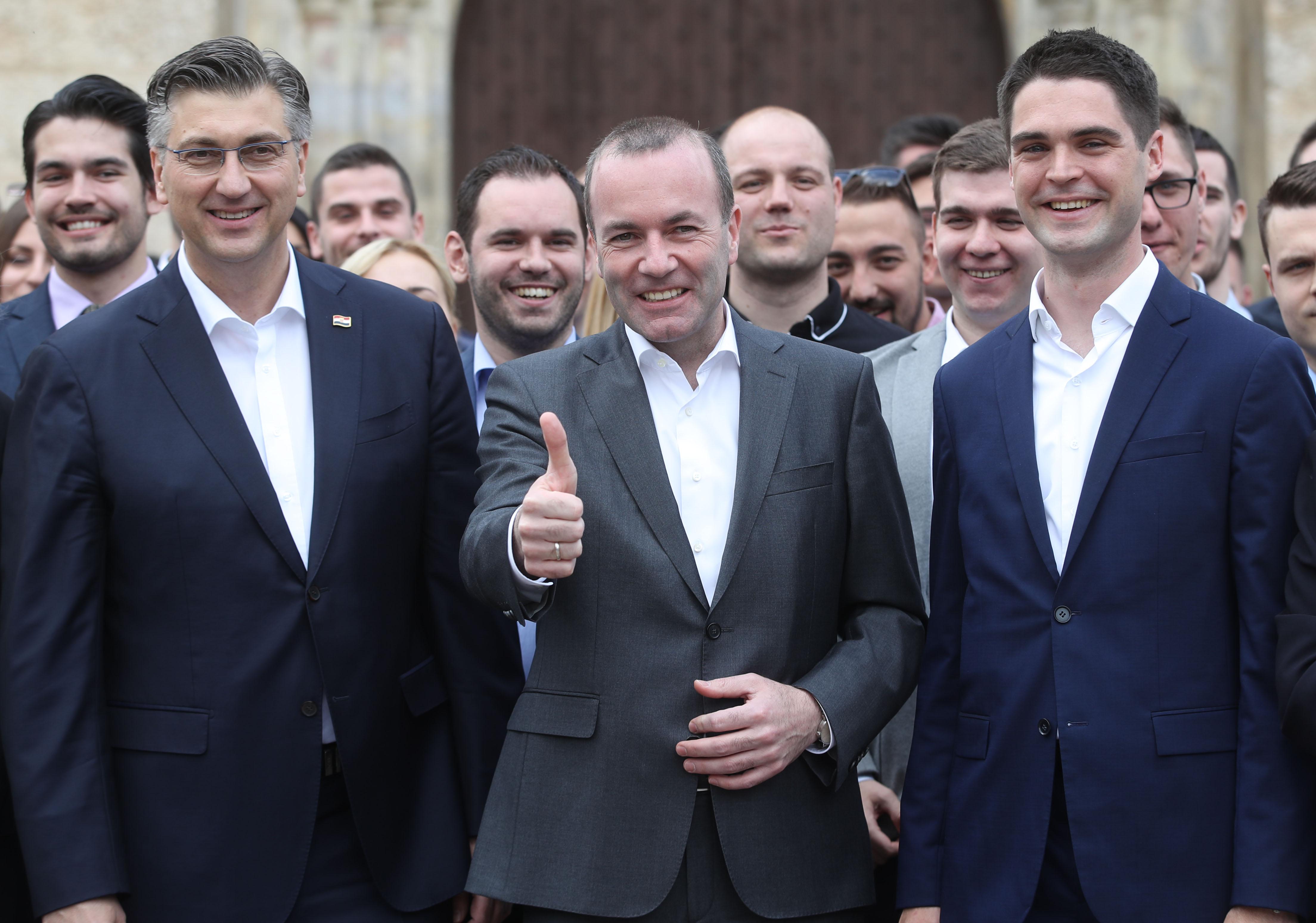 RESSLER 'Lista HDZ-a je savez nekoliko generacija stranke i Hrvatske'