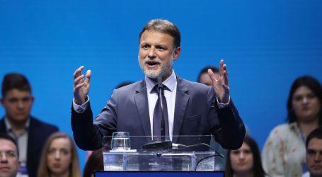 """JANDROKOVIĆ """"HDZ u kampanji pokazao da će u EP braniti hrvatske interese"""""""