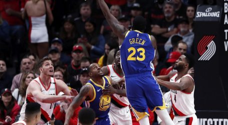 NBA Golden State korak do petog finala NBA