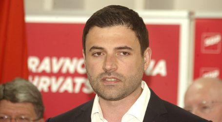 BERNARDIĆ 'SDP želi jednakost RH sa svim zemljama članicama EU'