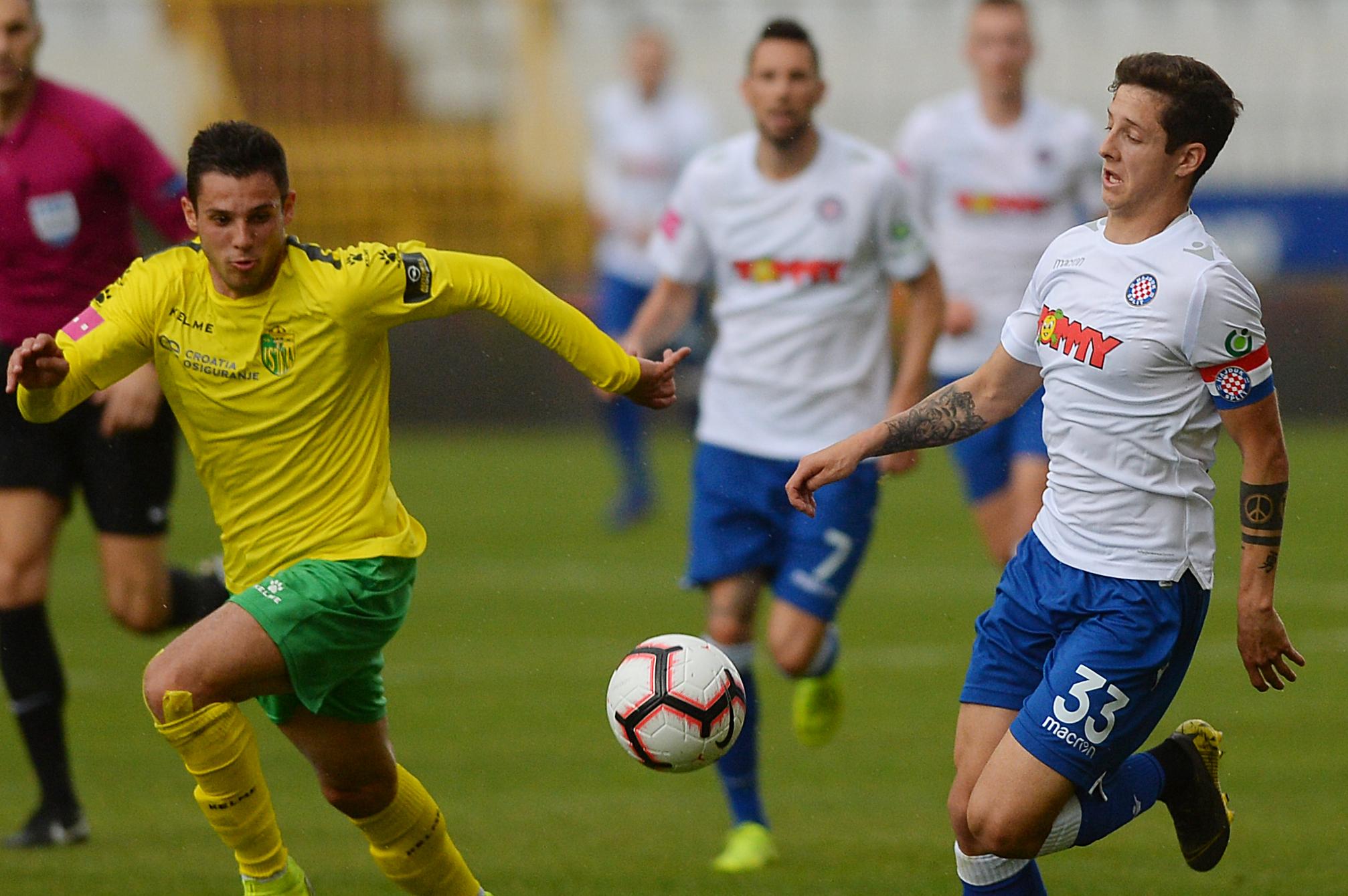 Hajduk na praznom Poljudu svladao Istru 4-1