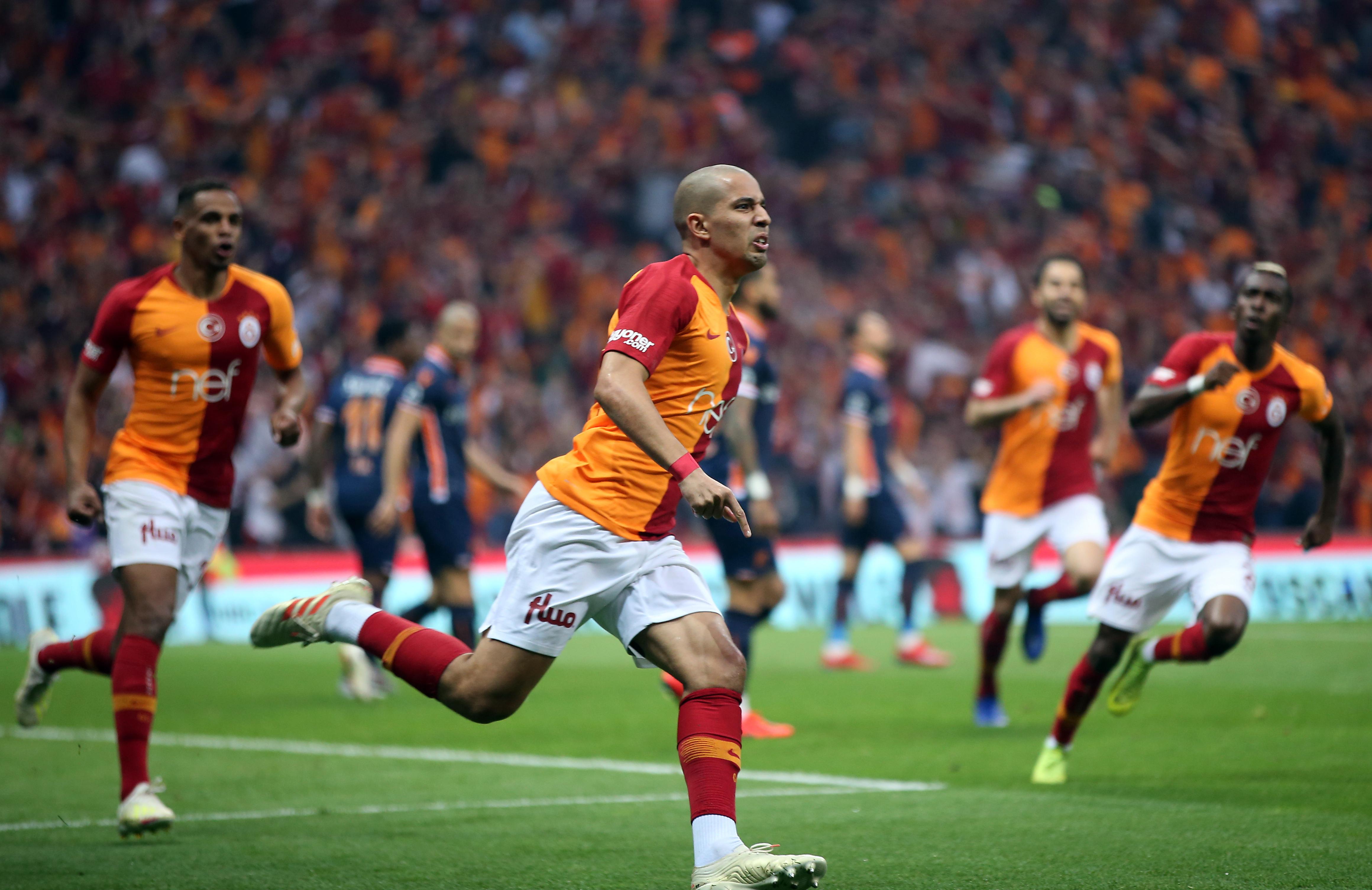 Galatasaray obranio naslov prvaka