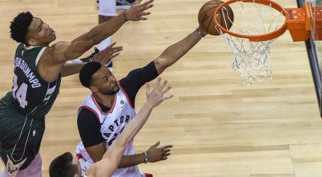 NBA Toronto Raptorsi izjednačili na 2:2 protiv Bucksa