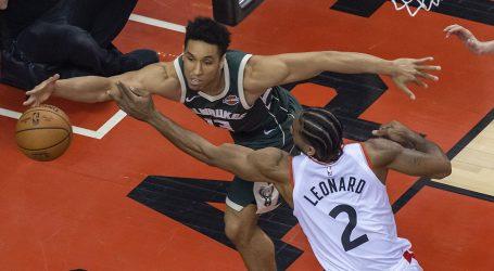 NBA Toronto smanjio na 2:1
