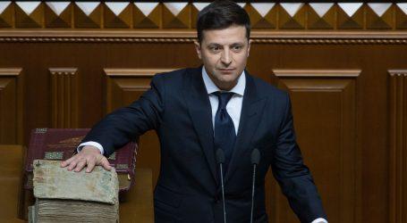 Ukrajinski predsjednik predlaže anketu o tome kako pregovarati s Rusijom