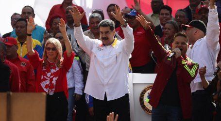 Maduro predlaže prijevremene izbore za Nacionalnu skupštinu