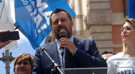 Salvinijeva krajnje desna Liga veliki pobjednik talijanskih EU izbora