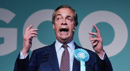 Farage odustao od izbora, vodit će kampanju protiv Johnsonova sporazuma o brexitu