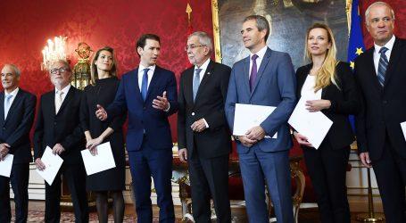 Austrijska oporba napada Kurza dok privremena vlada preuzima dužnost