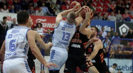 Cibona povela u finalu protiv Cedevite