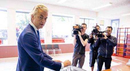 NIZOZEMSKA: Wilders izgubio sva četiri mjesta u EP-u