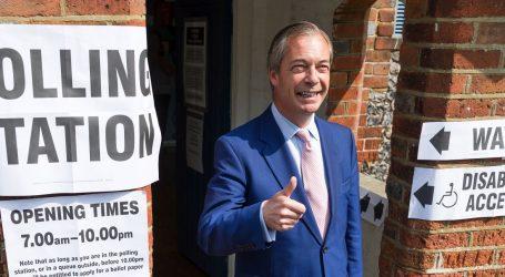 I vladajući i oporba u Britaniji očekuju loše rezultate na EU izborima