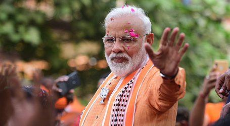 Modi drugi put prisegnuo za indijskog premijera