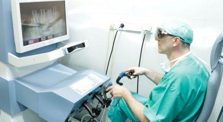 Robotski sustav u Nacionalnom centru za robotsku kirurgiju