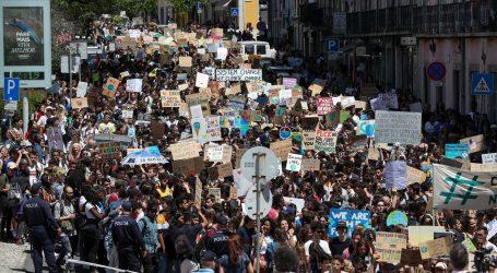 Stotine tisuća mladih Europljana prosvjedovalo za klimu