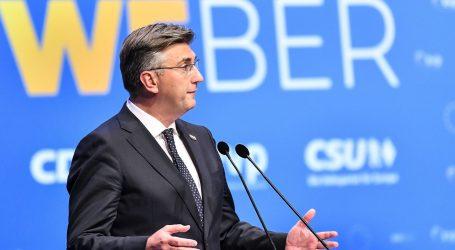 Plenković u Muenchenu naglasio važnost EU za mir i napredak