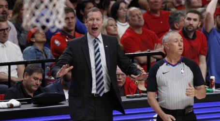 NBA Portland službeno potvrdio produženje ugovora s trenerom Stottsom