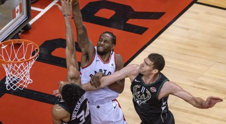 NBA Toronto prvi put u povijesti u velikom finalu