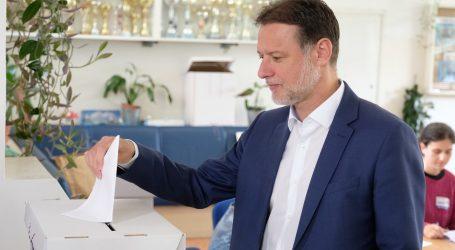 Predsjednik Sabora izrazio želju za većom izlaznošću na izborima