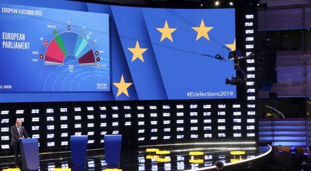 Nove projekcije budućeg saziva EP-a: EPP s 46 mandata manje