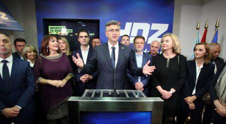 """Plenković najavio kazne """"unutarnjim saboterima"""" izbora"""