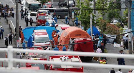 TOKIO: Napadač ubio djevojčicu i muškarca, pa umro od samoranjavanja