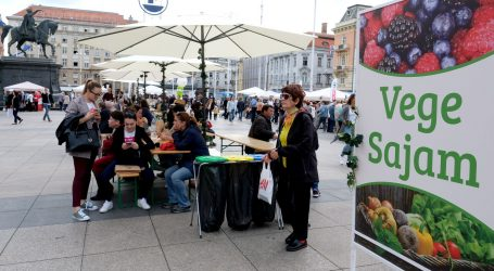 U Zagrebu otvoren 8. VegeSajam