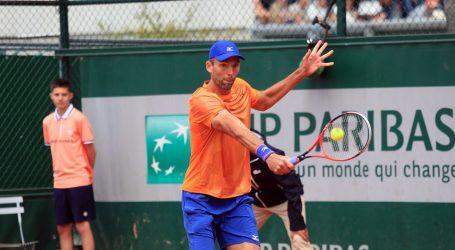 Roland Garros: Oproštaj Ive Karlovića u 2. kolu