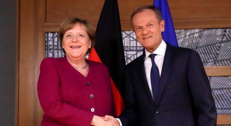 Nema suglasnosti između Merkel i Macrona