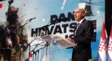 KRSTIČEVIĆ 'Ljudi su najvažniji dio Hrvatske vojske'
