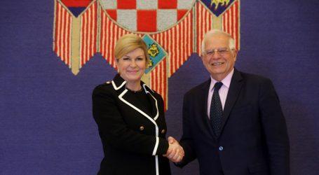 """""""Hrvatska i Španjolska dijele slične interese"""""""