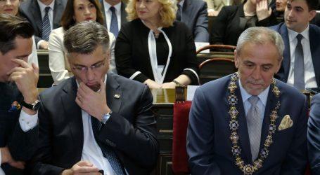 DAN GRADA ZAGREBA Branko Lustig počasni građanin