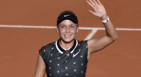 Uvjerljiva Vekić pridružila se Martić u osmini finala Roland Garrosa