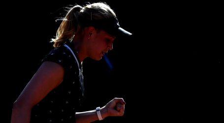Vekić protiv Konte, Martić protiv Kanepi za četvrtfinale Roland Garrosa