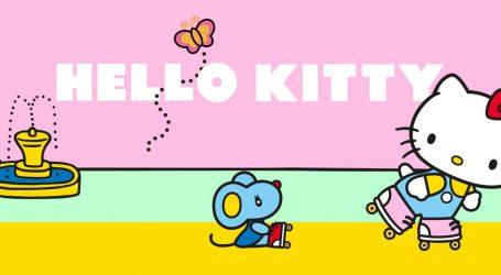 VIDEO: Hello Kitty ne gubi na popularnosti