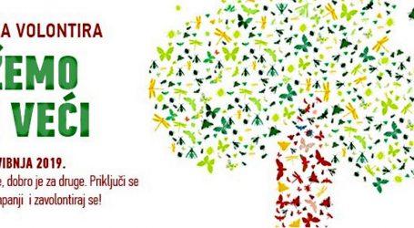 'Hrvatska volontira' održava se devetu godinu zaredom