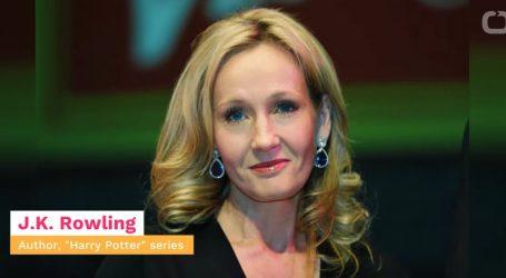 VIDEO: J.K. Rowling širi franšizu Wizarding World
