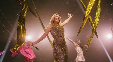 VIDEO: Kylie Minogue zahvalila svojim obožavateljima