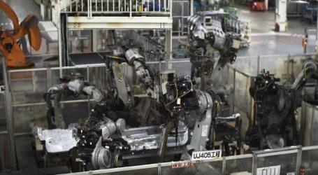 VIDEO: Još malo usklađenog robot dancinga